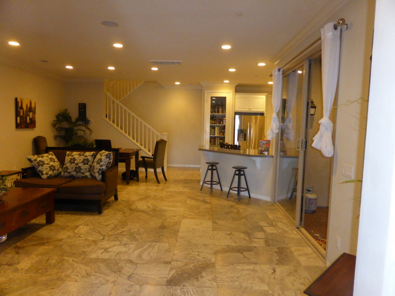 Open house review 41 distant star irvine housing blog for Homes without dining rooms
