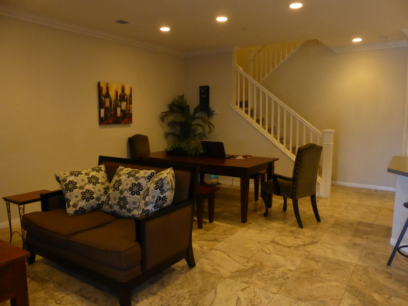Open house review 41 distant star irvine housing blog for Dining room no windows