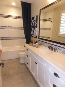 The Laundry Room Is The Next Room Down The Hall. It Has A Linen Closet  Outside It, Side By Side Machines, An Optional Sink, And Optional Upper  Cabinets.