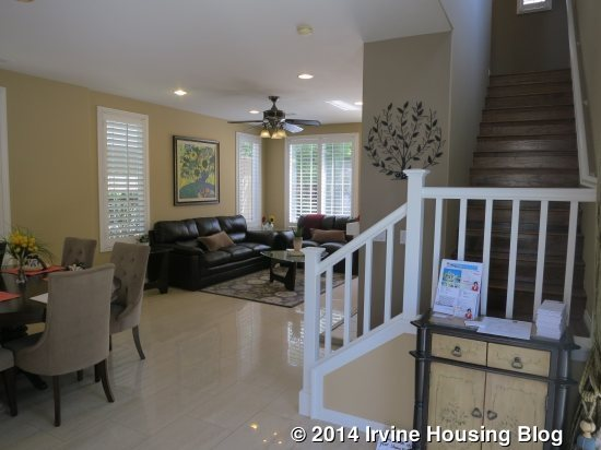 Open House Review 121 Arden Irvine Housing Blog