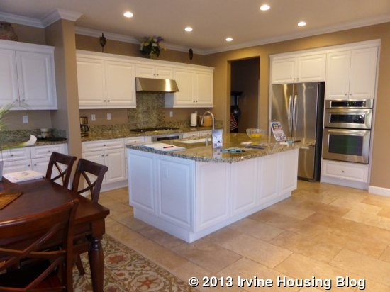 Open house review 39 tall cedars irvine housing blog for Kitchen drop zone ideas
