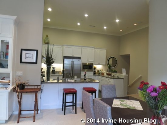 The Living Room Has A White Built In Entertainment Center With Space For Television Drawers And Cabinets Storage Small