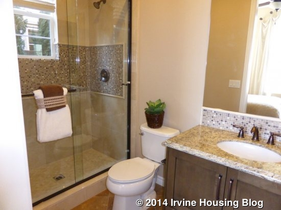 A review of the harmony tract at pavilion park irvine How to set up a small bathroom