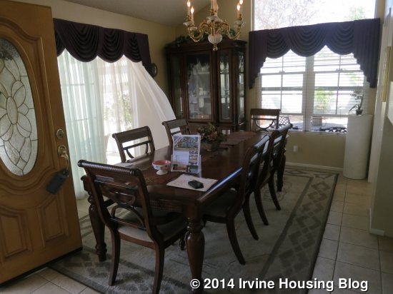 The Dining Room Has An Open Doorway That Leads Into Kitchen Been Partly Remodeled And Opens Up To Family